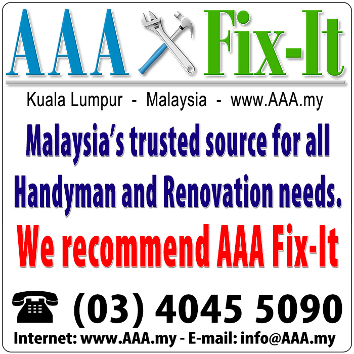 One call Fixes it all - Call AAA Fix it to have it repaired now