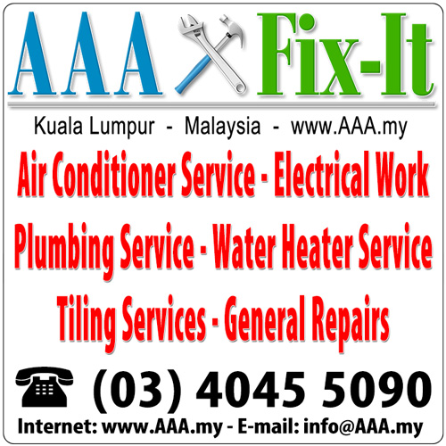 Panasonic Air Condition Service and Repairs