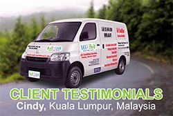 AA Fix It Testimonial Cindy
