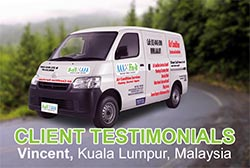 AA Fix It Testimonial Vincent