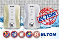 High Quality Water Heaters from ELTON are made in Malaysia