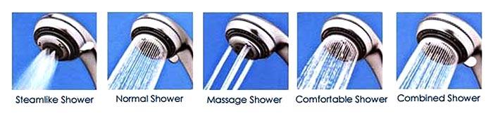 Shower Type ELTON Waterheaters Malaysia
